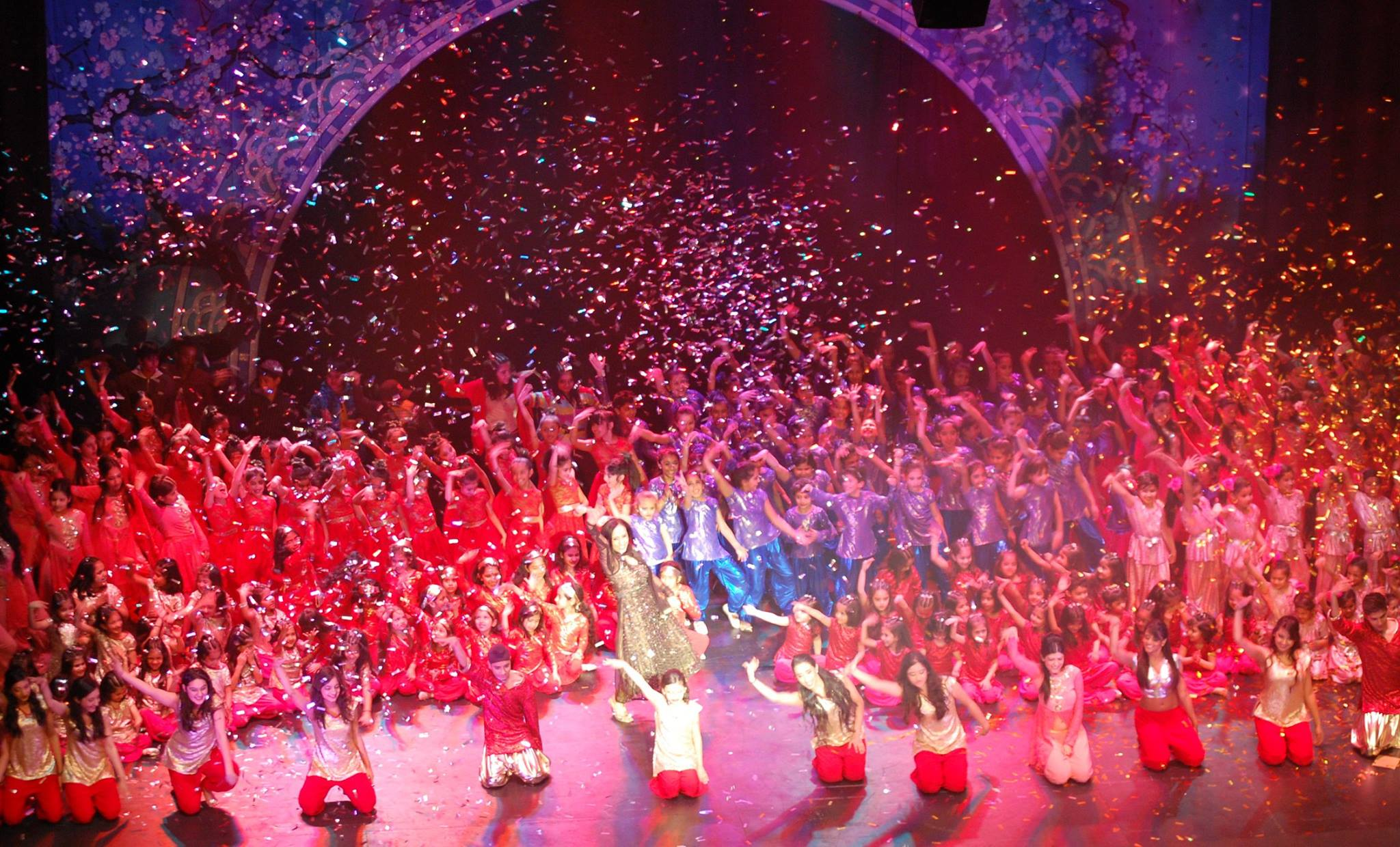 Bollywood Dance School Productions